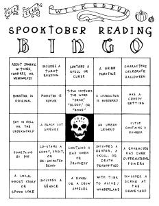 Spooktober Bingo - v3