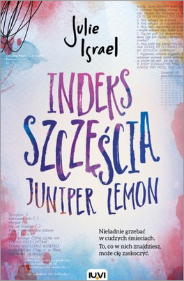 Juniper's Polish cover!